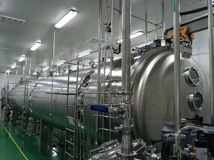 杜邦功能糖真空带式干燥机项目